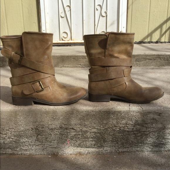 Shoes   Madden Girl Cullen Boots   Poshmark
